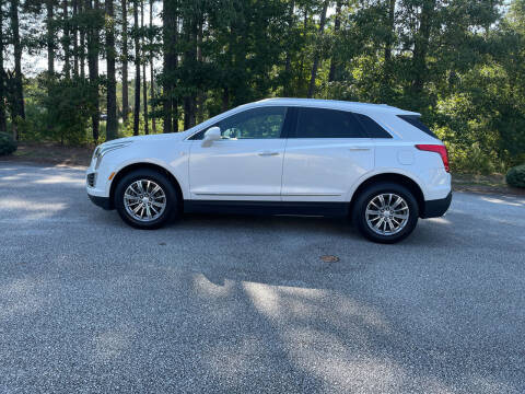 2017 Cadillac XT5 for sale at Leroy Maybry Used Cars in Landrum SC