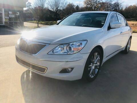 2011 Hyundai Genesis for sale at Atlanta United Motors in Buford GA