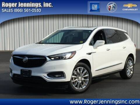 2019 Buick Enclave for sale at ROGER JENNINGS INC in Hillsboro IL