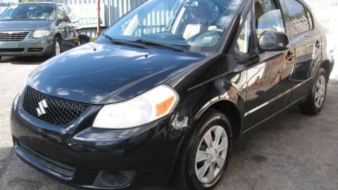 2008 Suzuki SX4 for sale at JERRY'S AUTO SALES in Staten Island NY