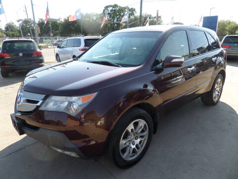 2008 Acura MDX for sale at West End Motors Inc in Houston TX