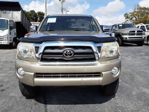 2006 Toyota Tacoma for sale at LOS PAISANOS AUTO & TRUCK SALES LLC in Peachtree Corners GA
