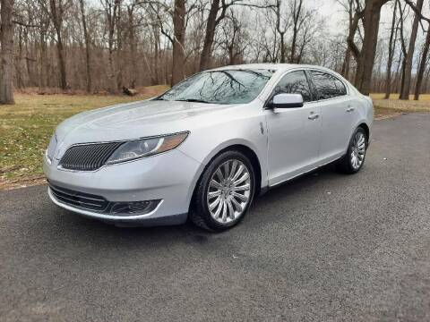 2014 Lincoln MKS for sale at Moundbuilders Motor Group in Heath OH