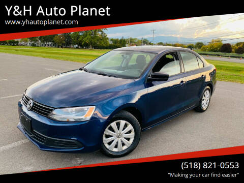 2014 Volkswagen Jetta for sale at Y&H Auto Planet in West Sand Lake NY