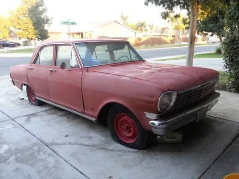 1964 Chevrolet Nova for sale at Haggle Me Classics in Hobart IN