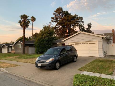 2010 Toyota Sienna for sale at Blue Eagle Motors in Fremont CA