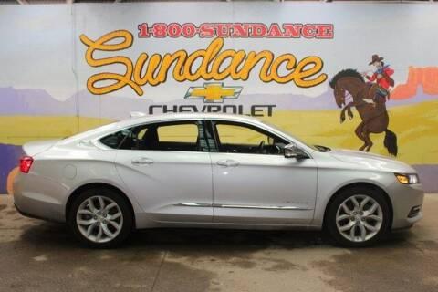 2019 Chevrolet Impala for sale at Sundance Chevrolet in Grand Ledge MI