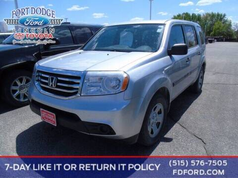 2015 Honda Pilot for sale at Fort Dodge Ford Lincoln Toyota in Fort Dodge IA