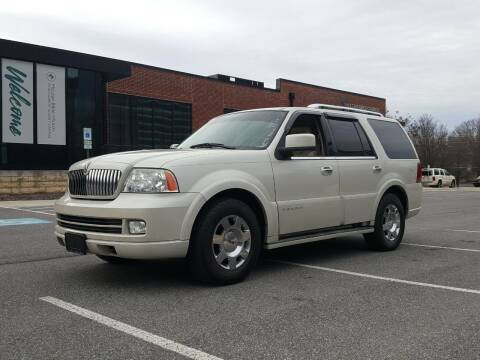 2006 Lincoln Navigator for sale at Auto Wholesalers Of Rockville in Rockville MD