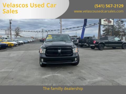 2018 RAM Ram Pickup 1500 for sale at Velascos Used Car Sales in Hermiston OR