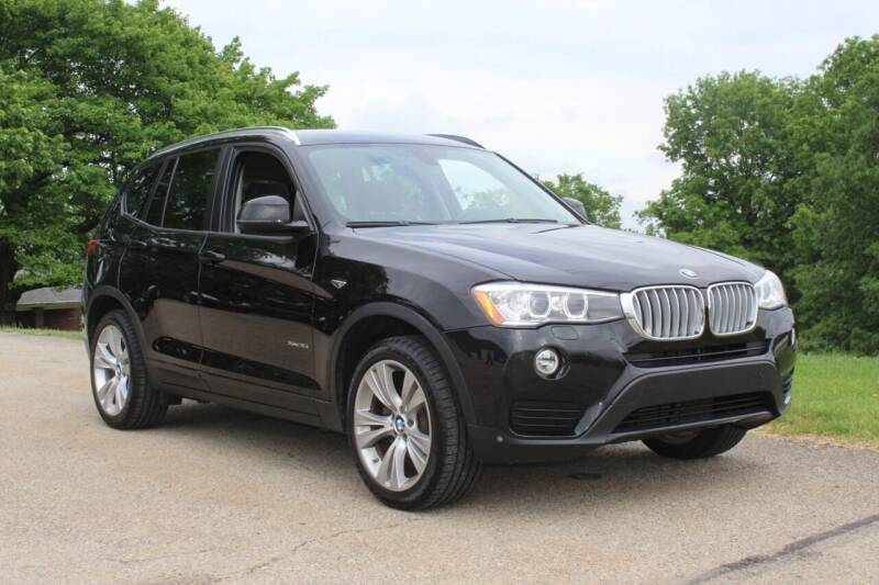 2016 BMW X3 for sale at Harrison Auto Sales in Irwin PA