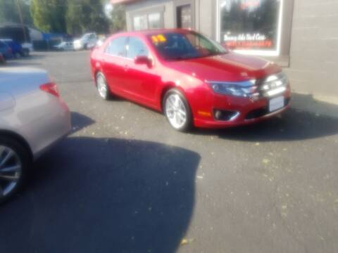 2012 Ford Fusion for sale at Bonney Lake Used Cars in Puyallup WA