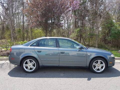 2006 Audi A4 for sale at M & M Auto Brokers in Chantilly VA