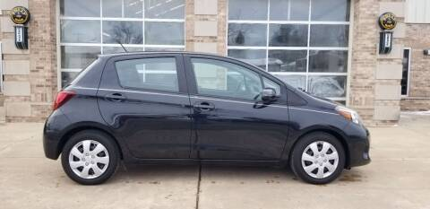 2015 Toyota Yaris for sale at Hampshire Motor Sales Inc. in Hampshire IL