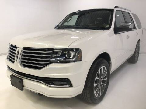 2016 Lincoln Navigator for sale at Autos by Jeff in Peoria AZ