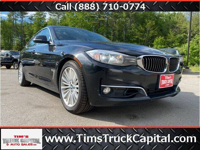 2014 BMW 3 Series for sale at TTC AUTO OUTLET/TIM'S TRUCK CAPITAL & AUTO SALES INC ANNEX in Epsom NH