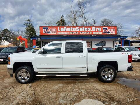 2014 Chevrolet Silverado 1500 for sale at LA Auto Sales in Monroe LA