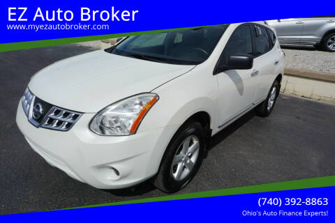 2015 Nissan Rogue Select for sale at EZ Auto Broker in Mount Vernon OH