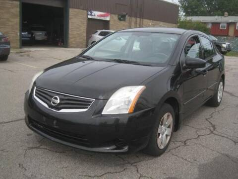 2012 Nissan Sentra for sale at ELITE AUTOMOTIVE in Euclid OH