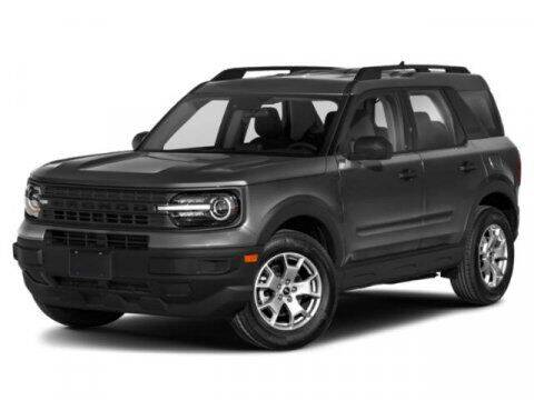 2021 Ford Bronco Sport for sale at Hawk Ford of St. Charles in Saint Charles IL