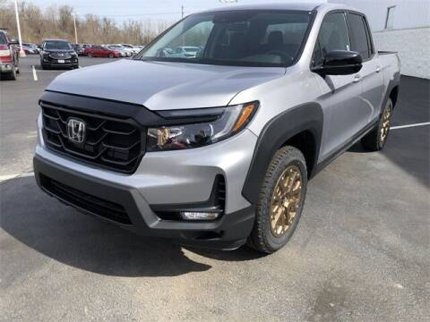 2021 Honda Ridgeline for sale at White's Honda Toyota of Lima in Lima OH