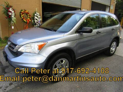 2011 Honda CR-V for sale at Dan Martin's Auto Depot LTD in Yonkers NY