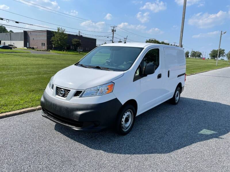 2017 Nissan NV200 for sale at Rt. 73 AutoMall in Palmyra NJ