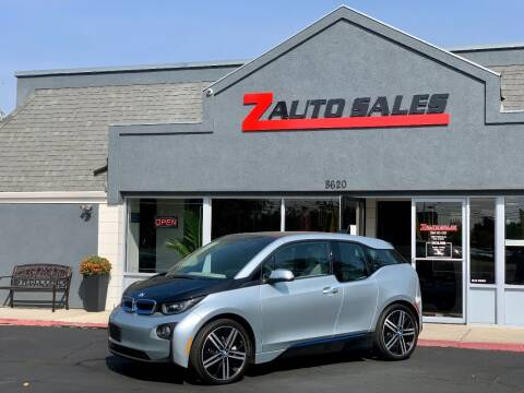 2014 BMW i3 for sale at Z Auto Sales in Boise ID