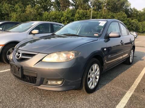 2008 Mazda MAZDA3 for sale at Crestwood Auto Center in Richmond VA