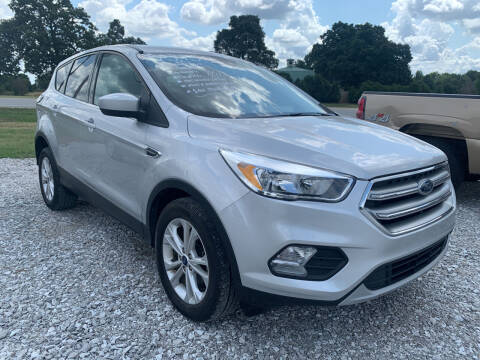 2017 Ford Escape for sale at Champion Motorcars in Springdale AR
