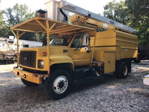 2001 Chevrolet C7500 for sale at M & W MOTOR COMPANY in Hope AR