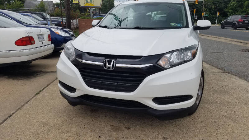 2018 Honda HR-V for sale at PRESTIGE MOTORS in Fredericksburg VA