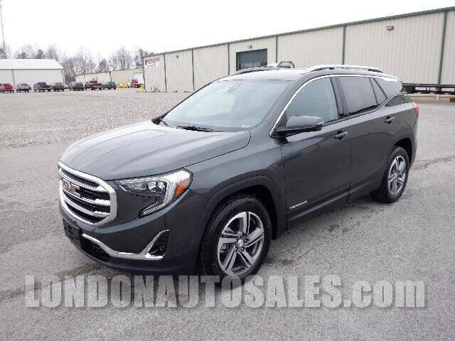 2020 GMC Terrain for sale at London Auto Sales LLC in London KY