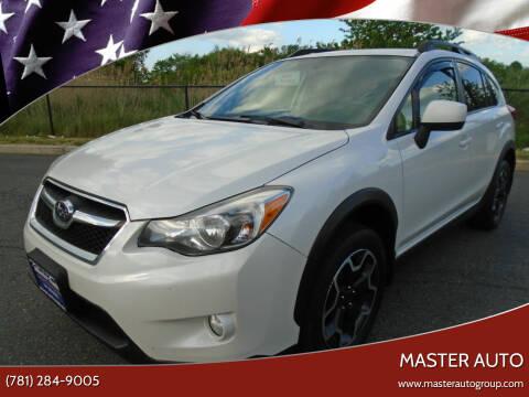 2013 Subaru XV Crosstrek for sale at Master Auto in Revere MA