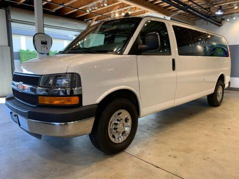 2016 Chevrolet Express Passenger for sale at PRIUS PLANET in Laguna Hills CA