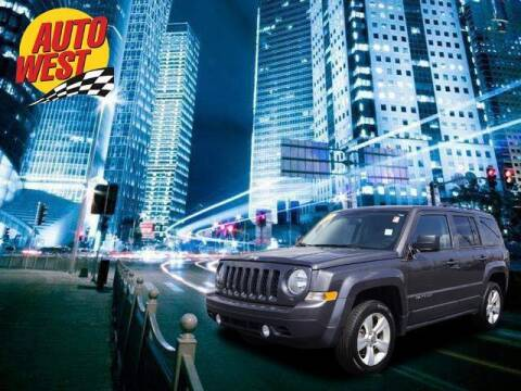 2017 Jeep Patriot for sale at Autowest of Plainwell in Plainwell MI