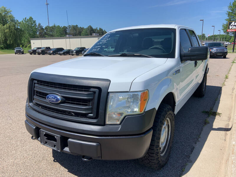 2013 Ford F-150 for sale at Blake Hollenbeck Auto Sales in Greenville MI