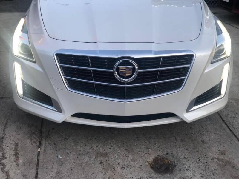 2014 Cadillac CTS 2.0T Luxury Collection 4dr Sedan - Newark NJ