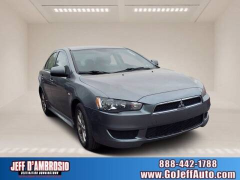 2014 Mitsubishi Lancer for sale at Jeff D'Ambrosio Auto Group in Downingtown PA