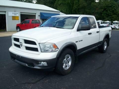 2009 Dodge Ram Pickup 1500 for sale at Jones Auto Sales in Poplar Bluff MO