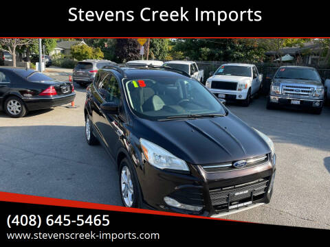 2013 Ford Escape for sale at Stevens Creek Imports in San Jose CA