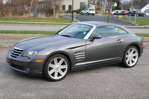 2004 Chrysler Crossfire for sale at Great Lakes Classic Cars & Detail Shop in Hilton NY