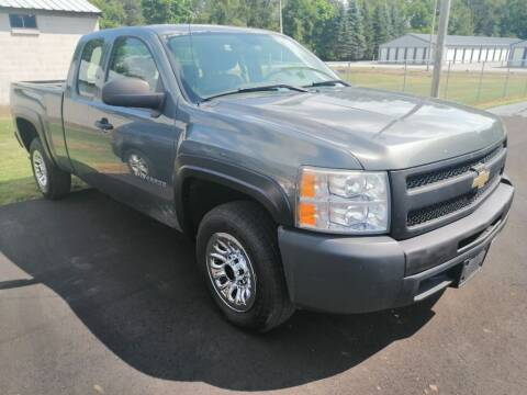 2011 Chevrolet Silverado 1500 for sale at KRIS RADIO QUALITY KARS INC in Mansfield OH