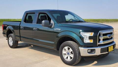 2015 Ford F-150 for sale at Central City Auto West in Lewistown MT