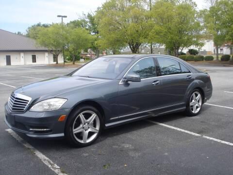 2011 Mercedes-Benz S-Class for sale at Uniworld Auto Sales LLC. in Greensboro NC