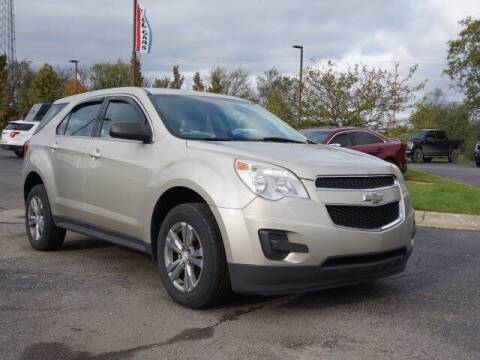 2013 Chevrolet Equinox for sale at Szott Ford in Holly MI