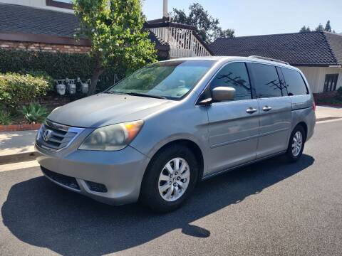 2010 Honda Odyssey for sale at Apollo Auto El Monte in El Monte CA