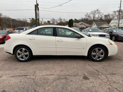 2006 Pontiac G6 for sale at RIVERSIDE AUTO SALES in Sioux City IA