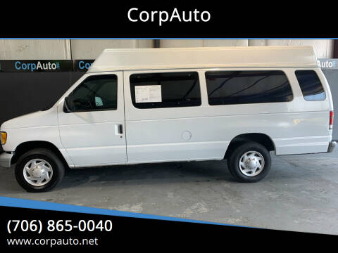2000 Ford E-250 for sale at CorpAuto in Cleveland GA