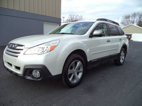 2014 Subaru Outback for sale at Niewiek Auto Sales in Grand Rapids MI
